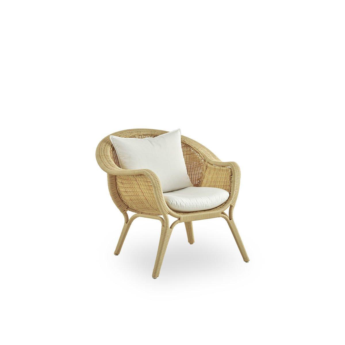Sika Design Lounge-Sessel Madame Natur