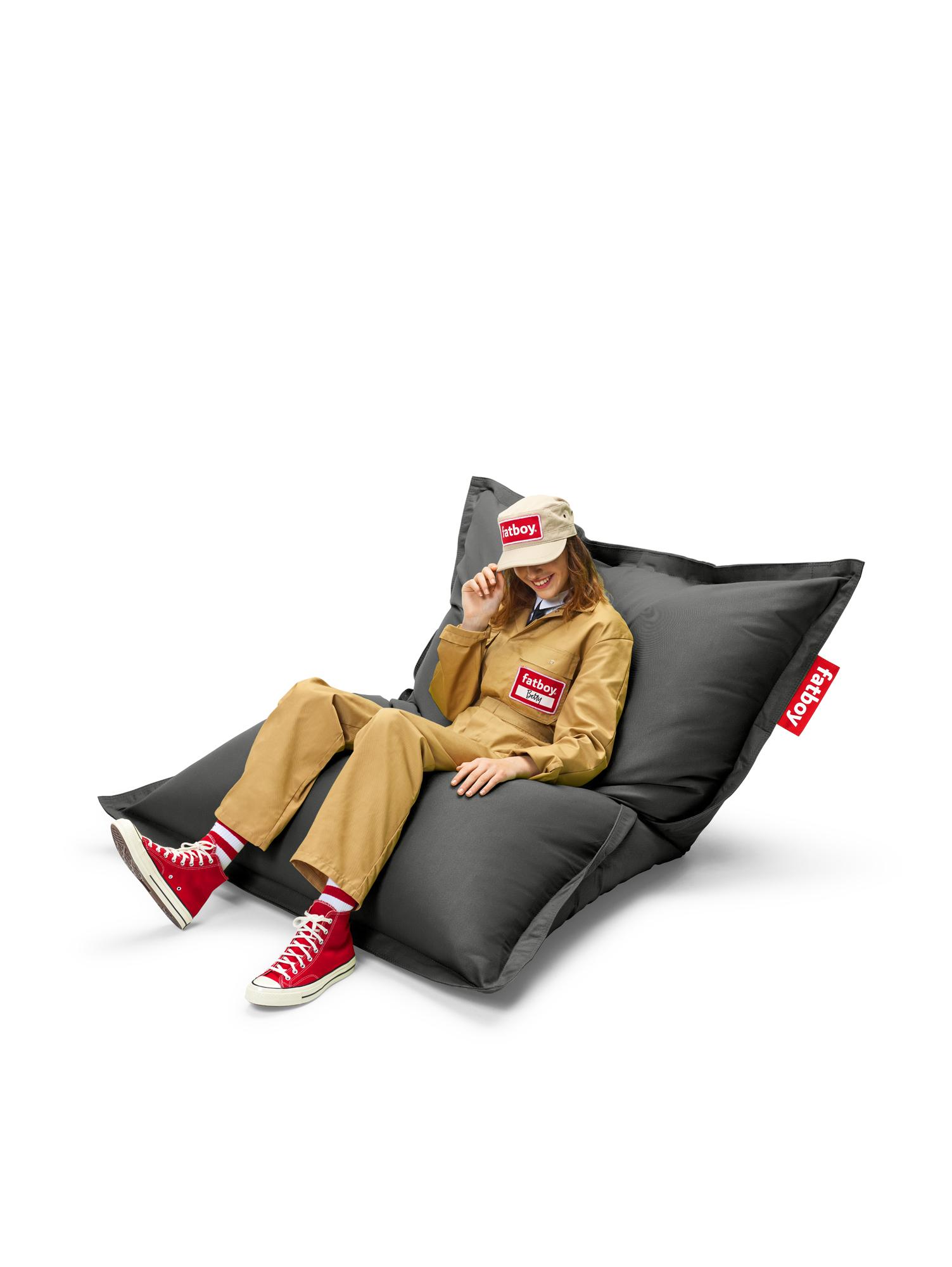 fatboy Outdoor-Sitzsack Original Charcoal