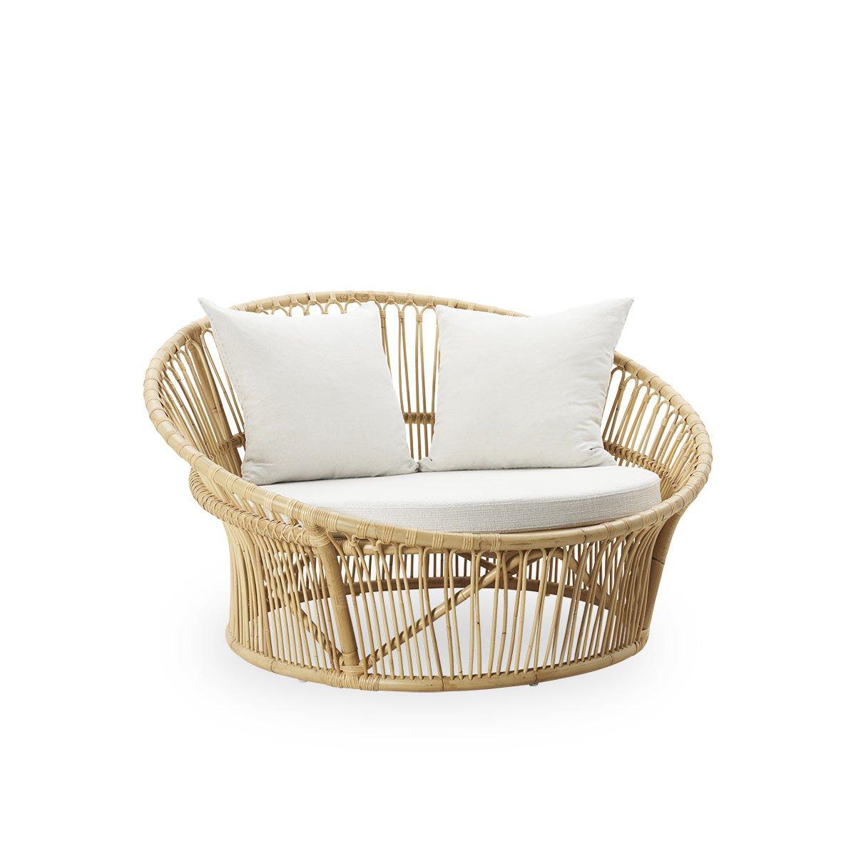 Sika Design Sessel Love Nest Natur