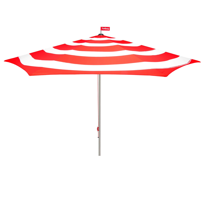 fatboy Sonnenschirm Stripesol Rot