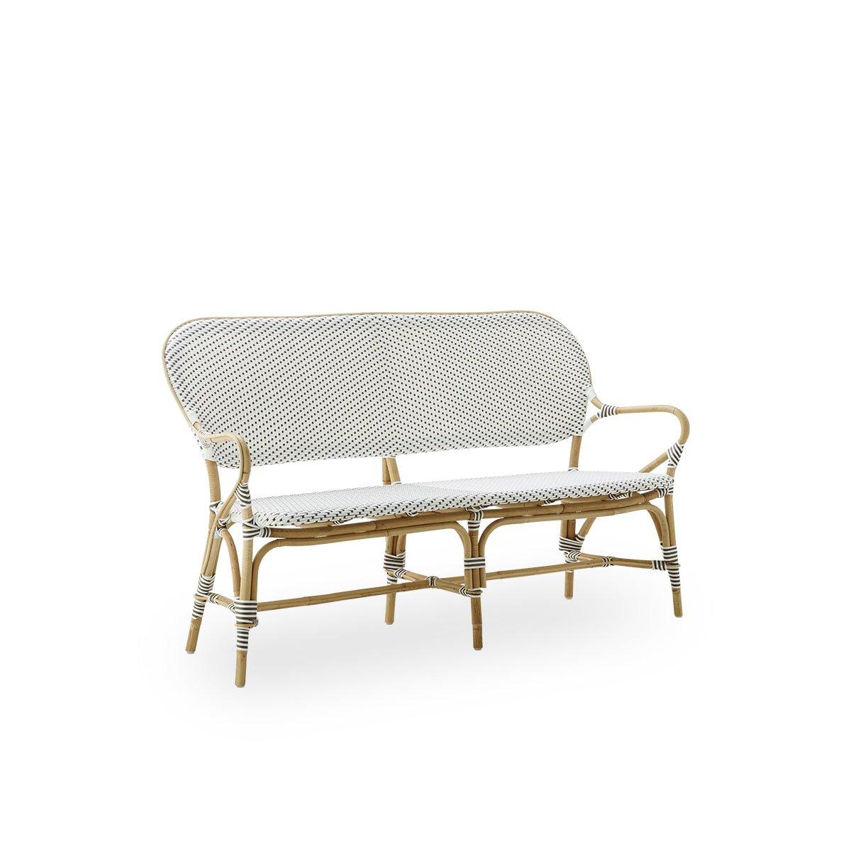 Sika Design Sitzbank Isabell Weiß
