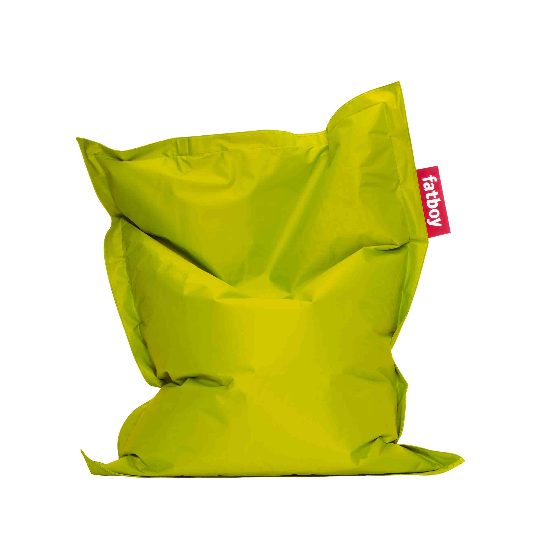 fatboy Sitzsack Junior Nylon Limettengrün
