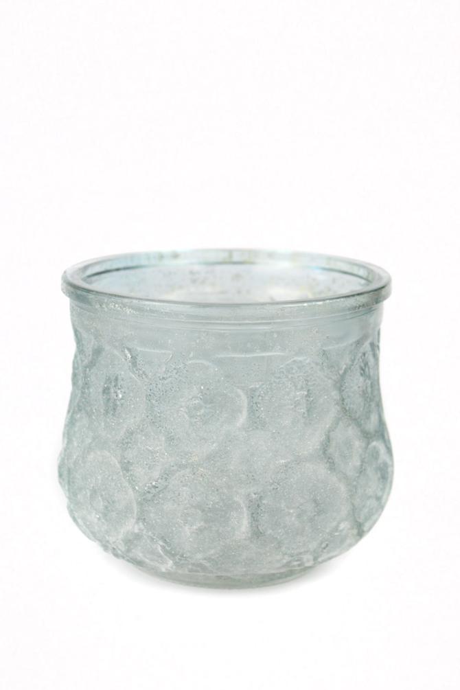 Windlicht Tunis 9 cm Glas