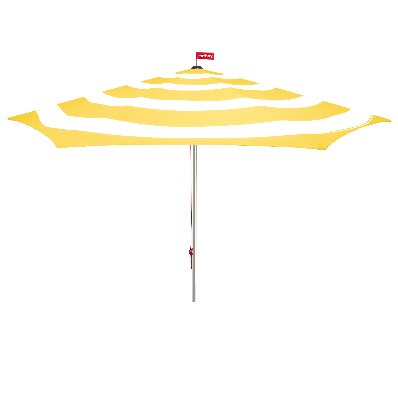fatboy Sonnenschirm Stripesol Lemon