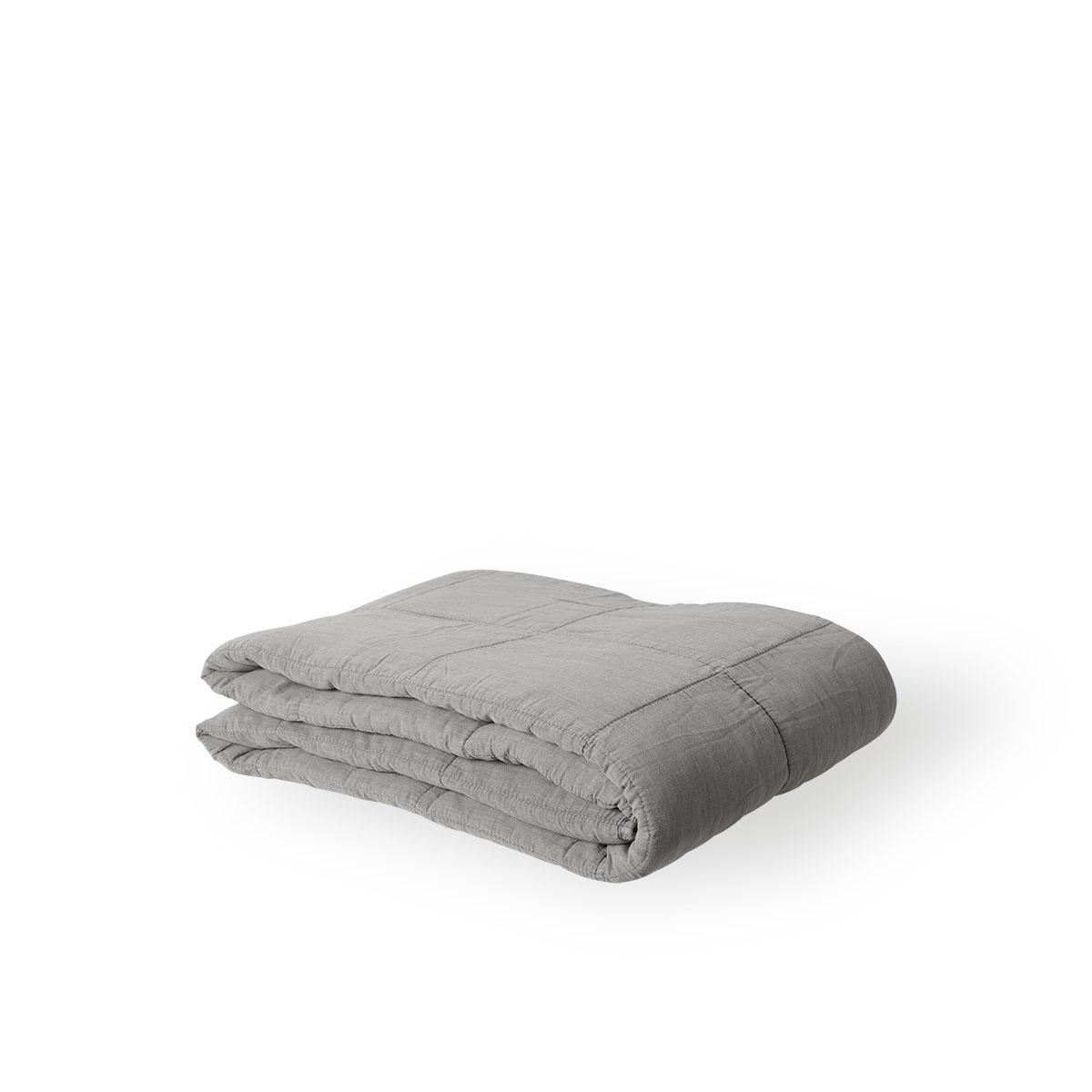 Sika Design Plaid 200x140 cm Grau