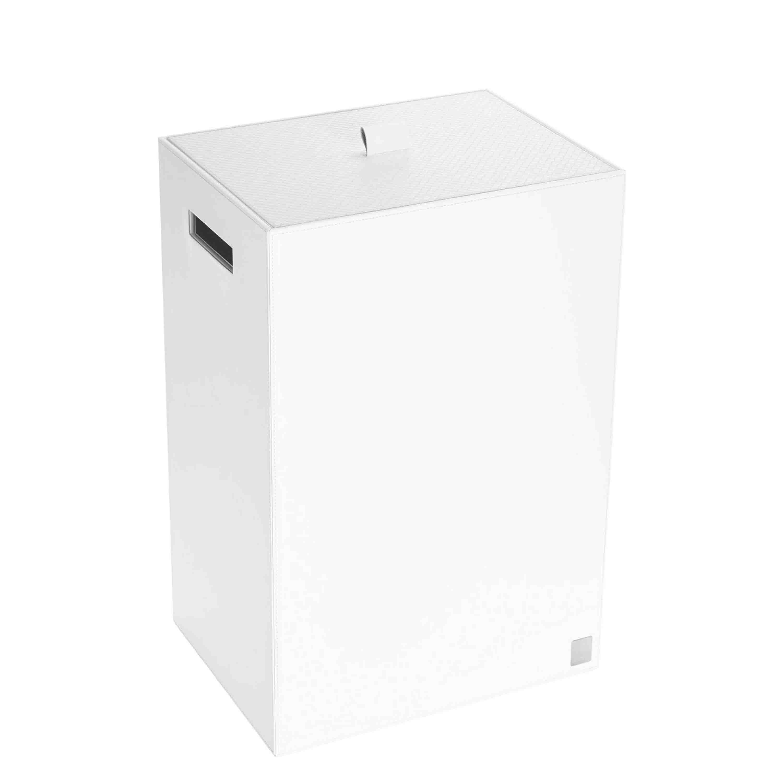 Joop! Wäschebehälter Bathline 40x60x30 cm Weiß