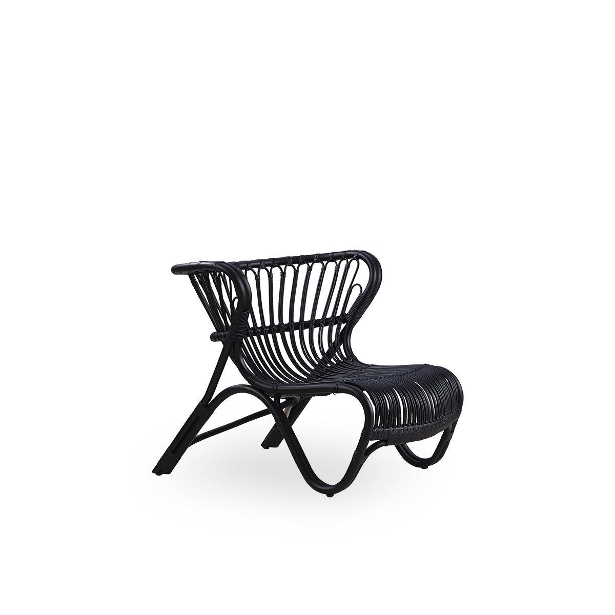 Sika Design Sessel Fox Schwarz