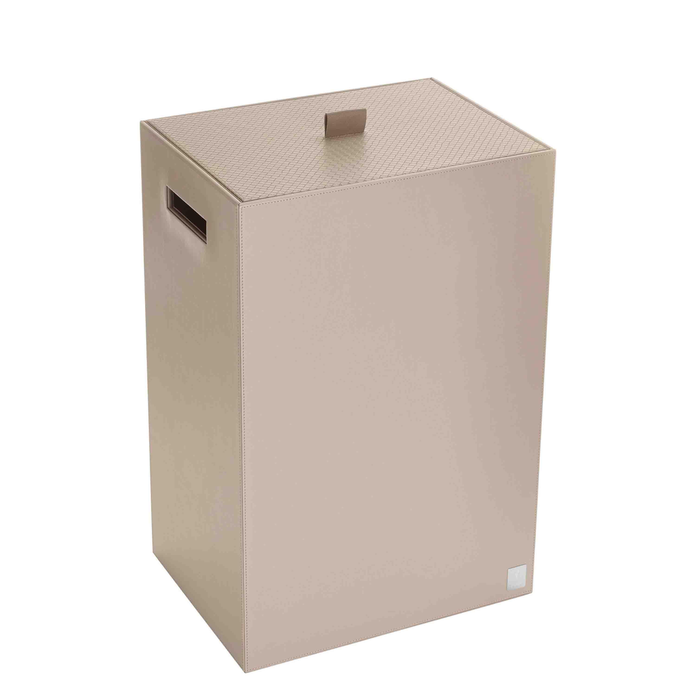 Joop! Wäschebehälter Bathline 40x60x30 cm Grau