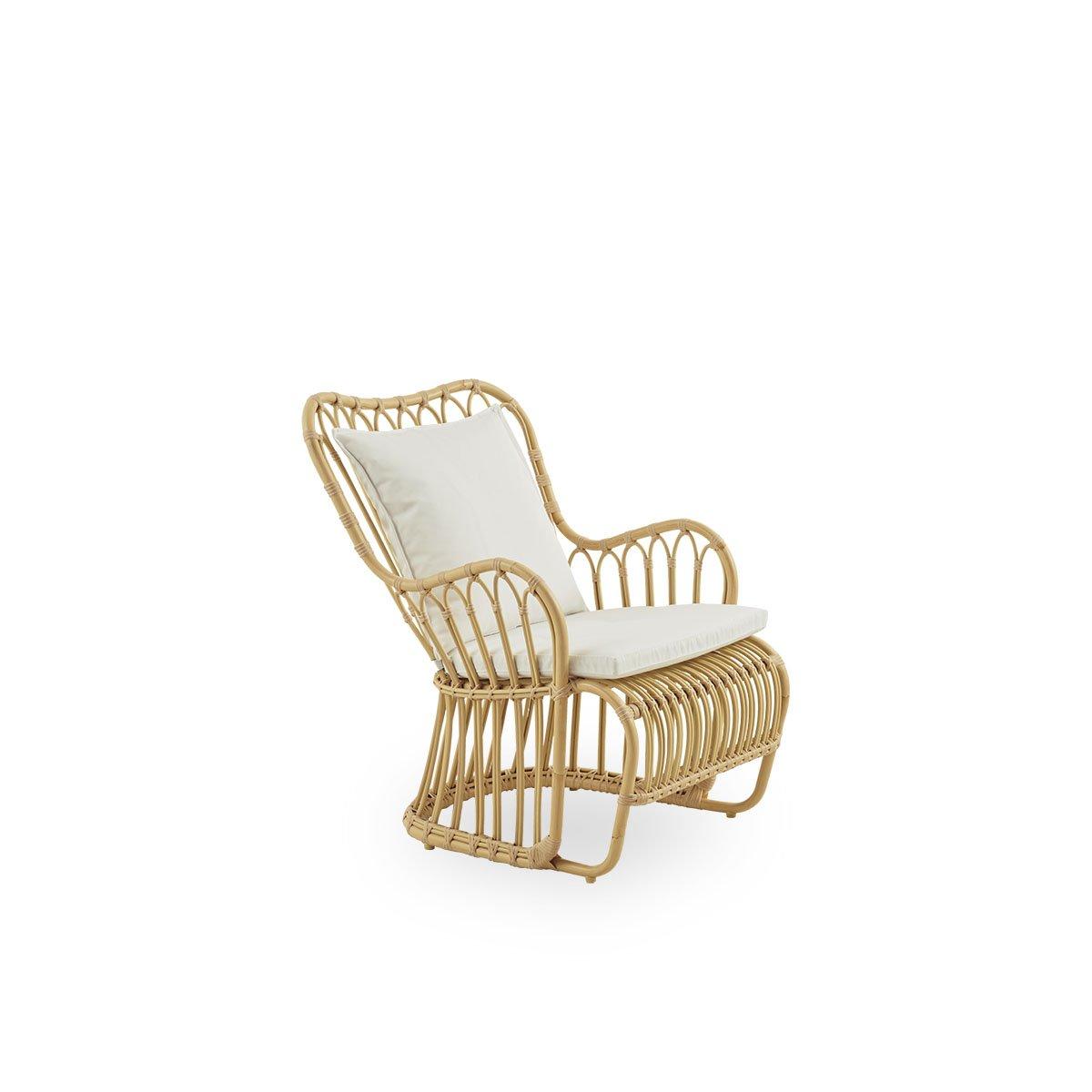 Sika Design Lounge-Sessel Tulip Natur