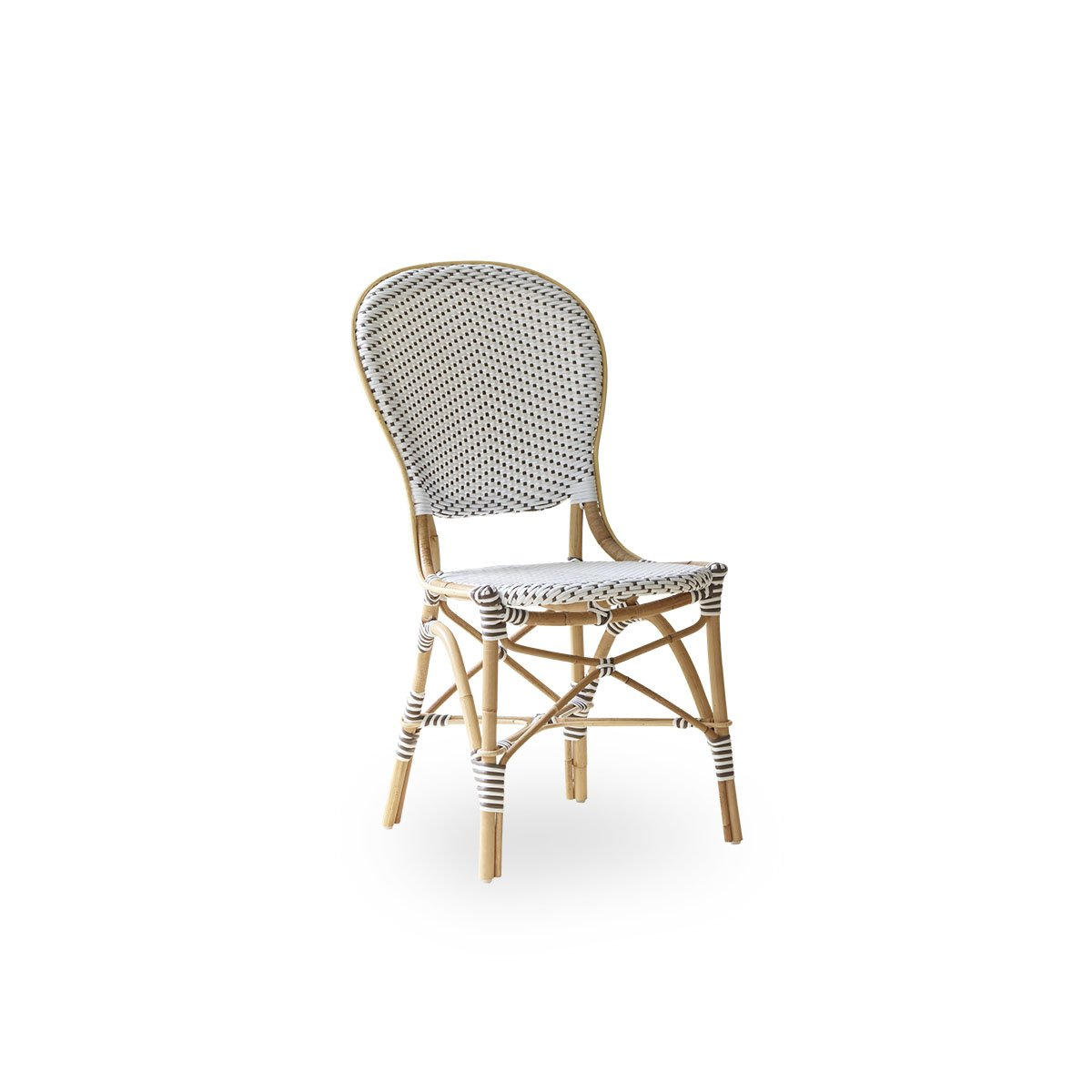 Sika Design Gartenstuhl Isabell Weiß