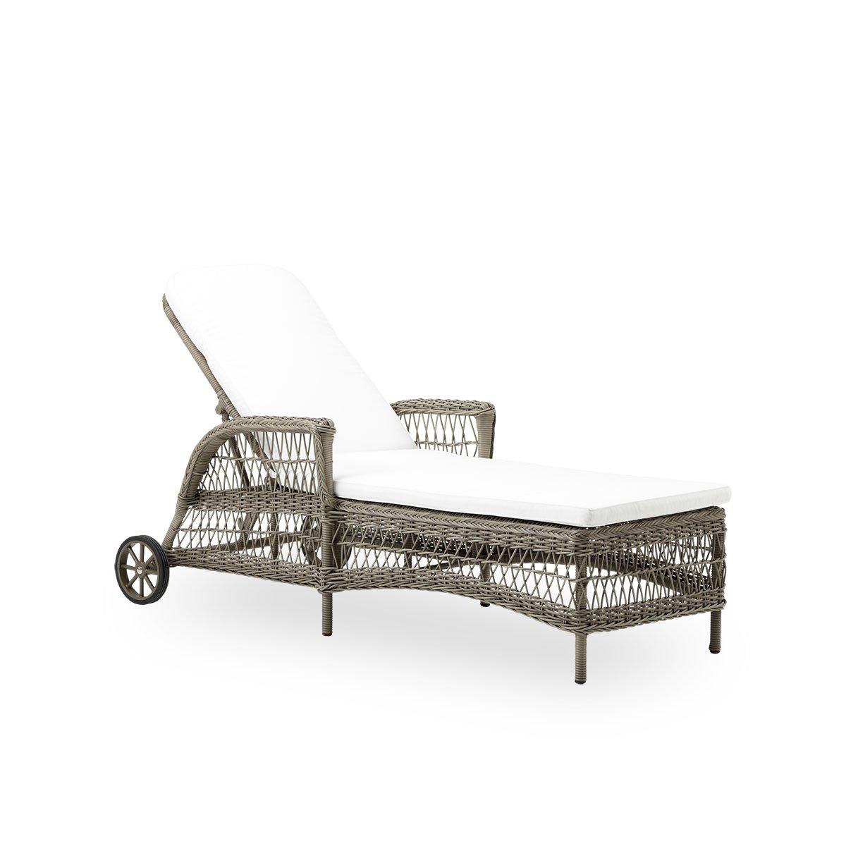 Sika Design Gartenliege Daisy Antik Grau