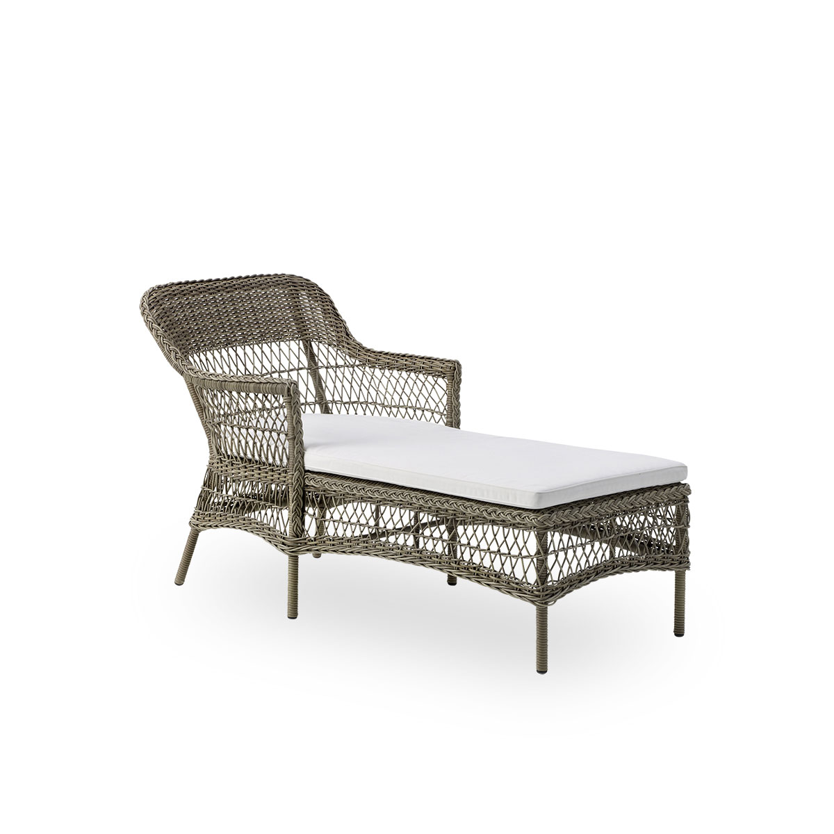 Sika Design Gartenliege 9590T Antik Grau
