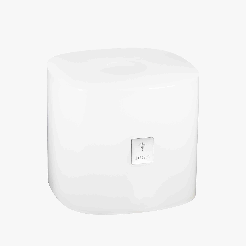 Joop! Papiertuchbox Crystal Line Weiß