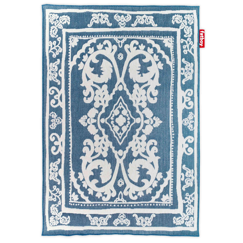 fatboy Webteppich Carpretty Petit 160x230 cm Royal Blue