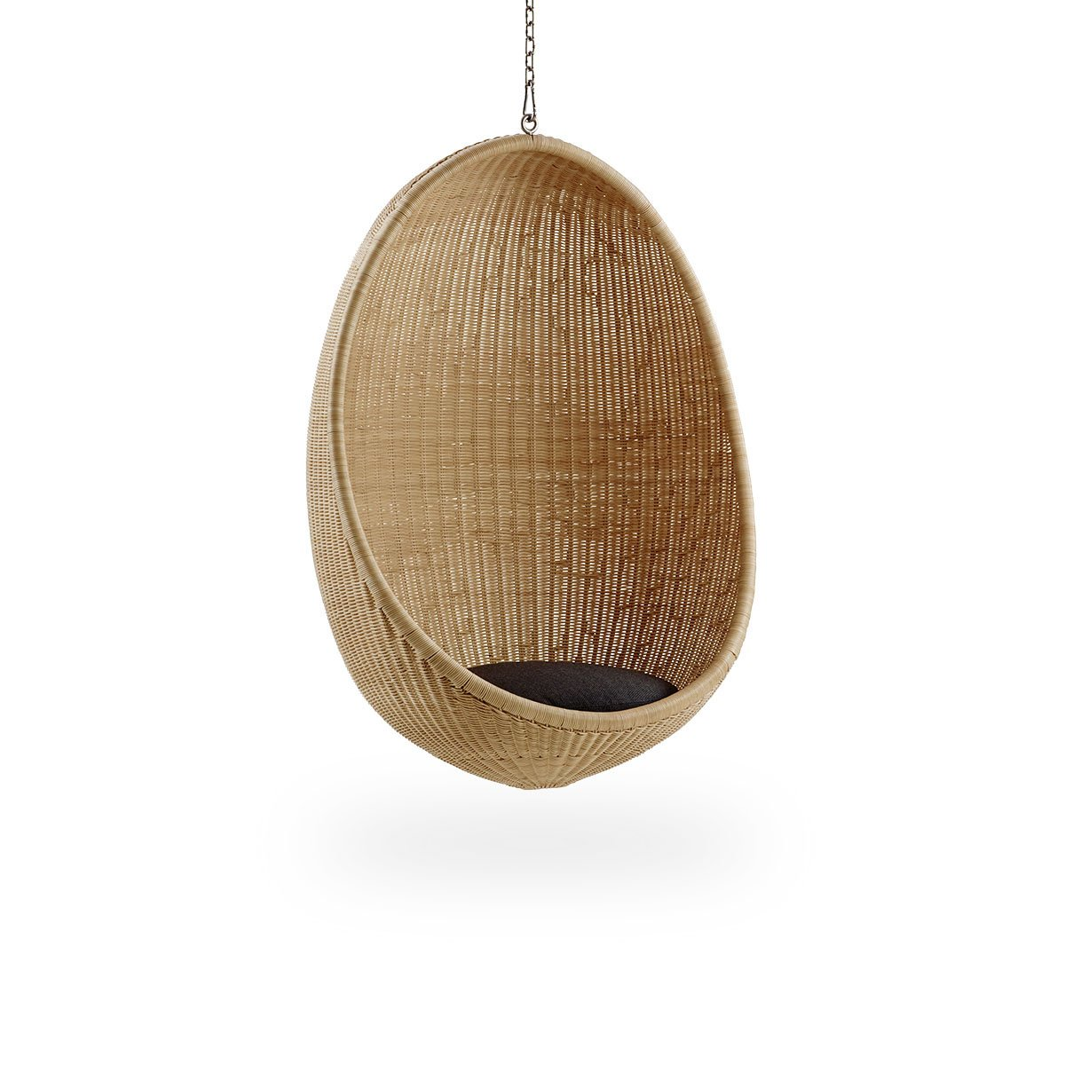 Sika Design Sessel Hanging Egg Natur