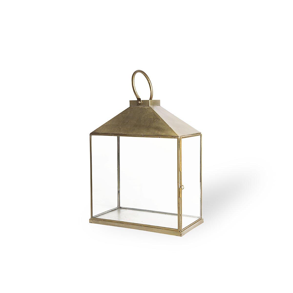 Sika Design Laterne Brass Medium Messing