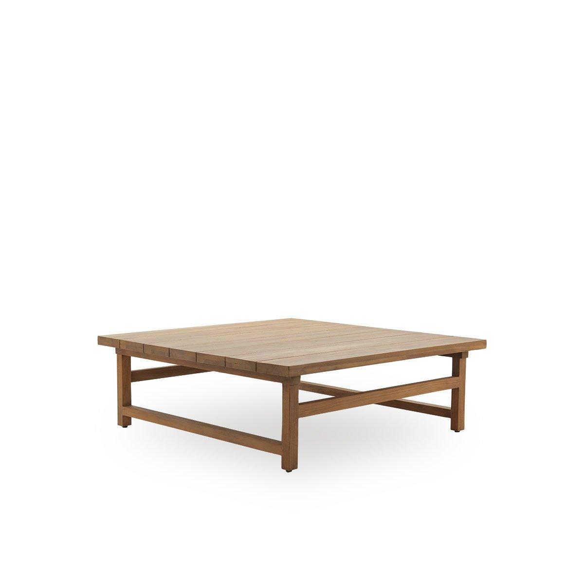 Sika Design Garten-Beistelltisch Julian 120x120 cm Teak