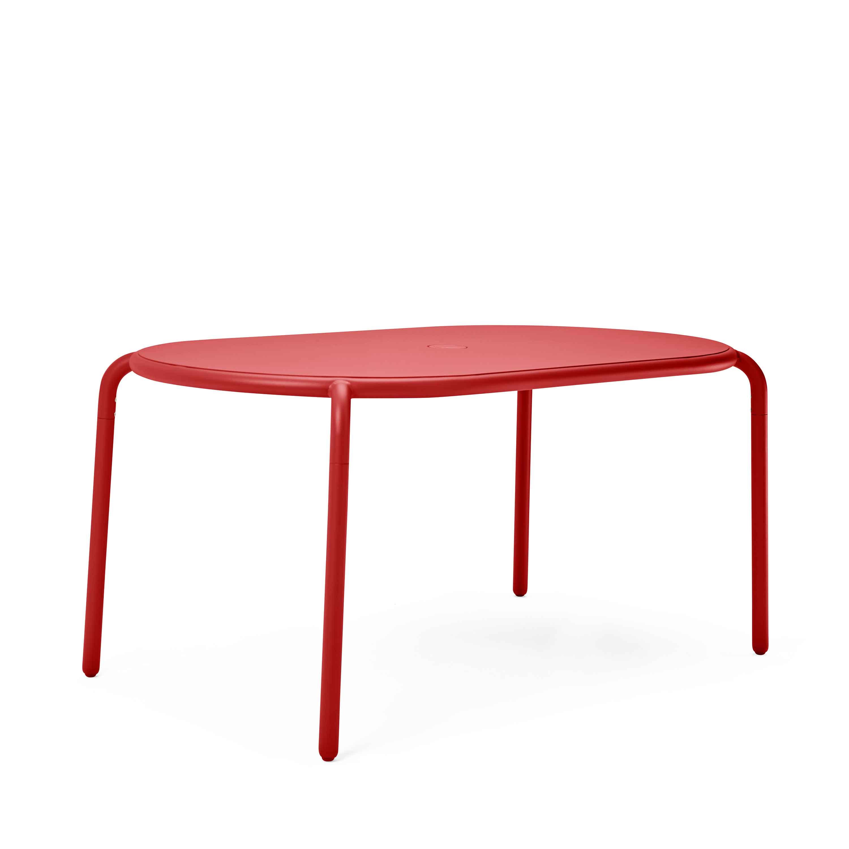 fatboy Gartentisch Toni Tavolo Industrial Red