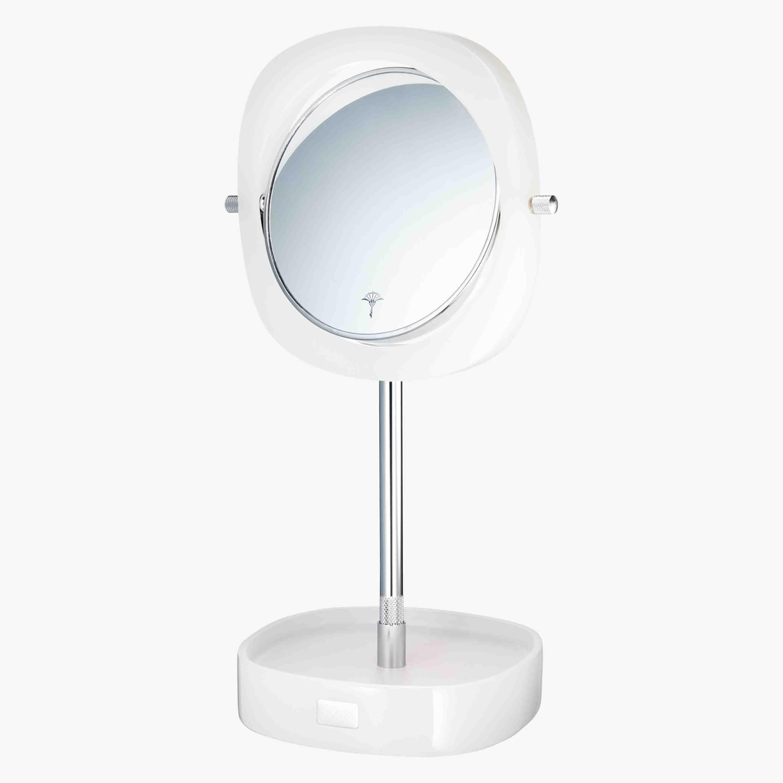 Joop! Kosmetikspiegel Crystal Line Weiß