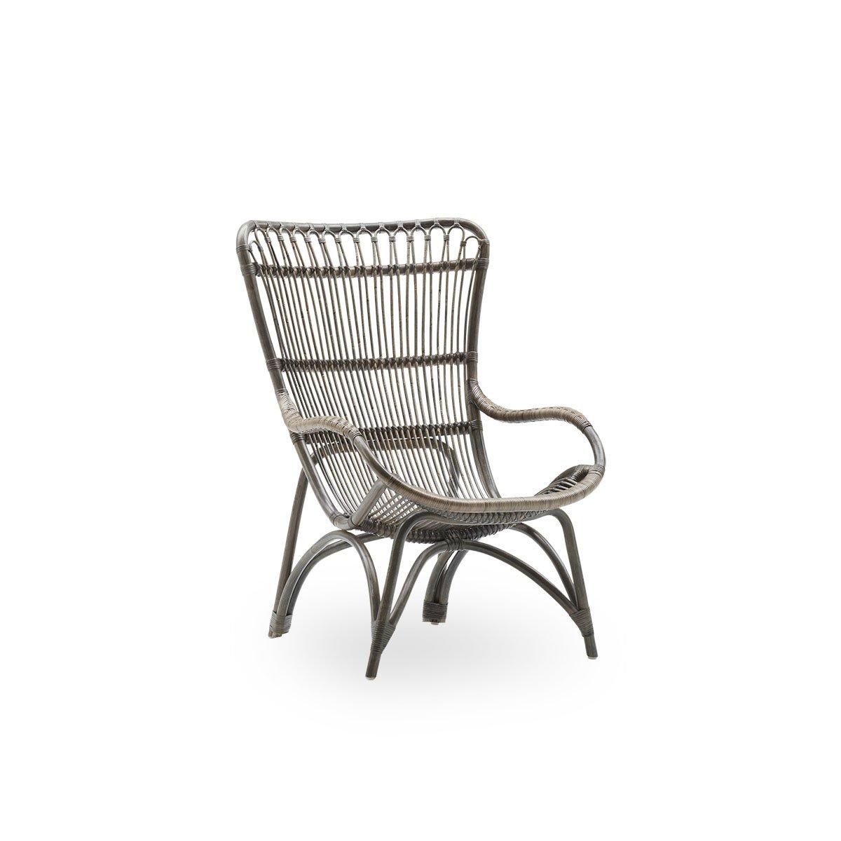Sika Design Sessel Monet ohne Hocker Taupe