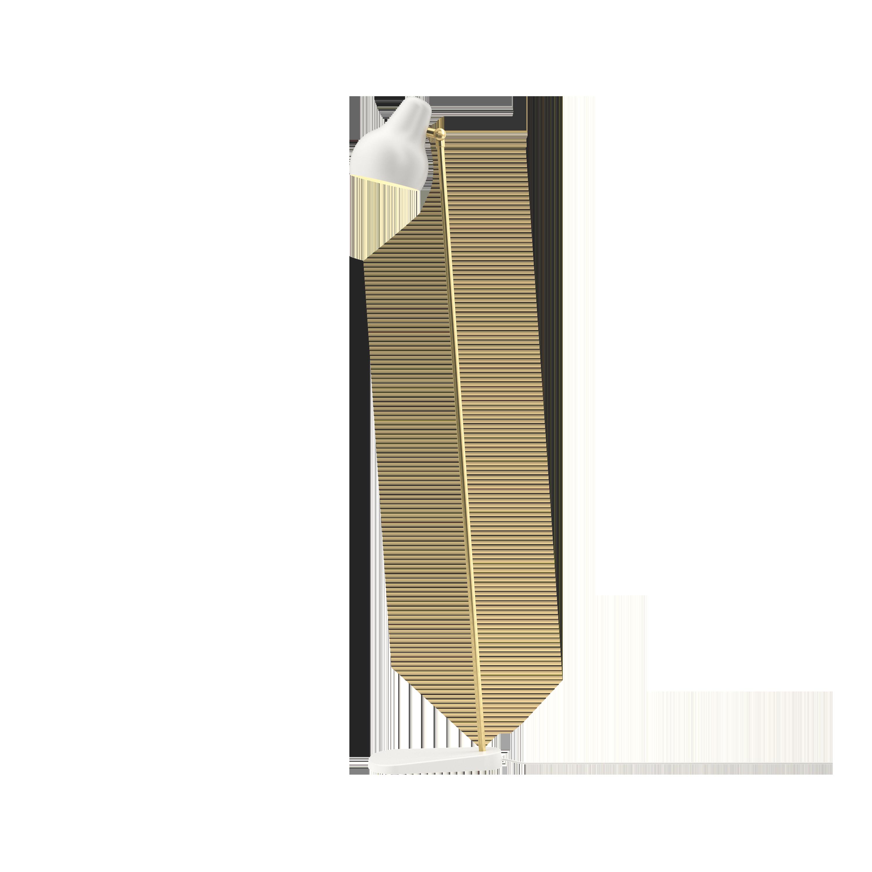 Louis Poulsen VL 38 Stehleuchte Weiß
