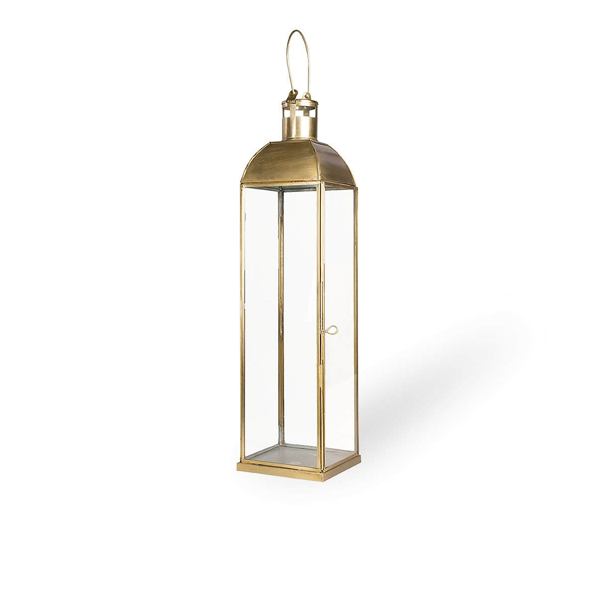 Sika Design Laterne Brass Groß Messing