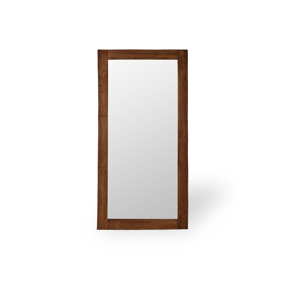 Sika Design Spiegel Lucas 180x90 cm Teak
