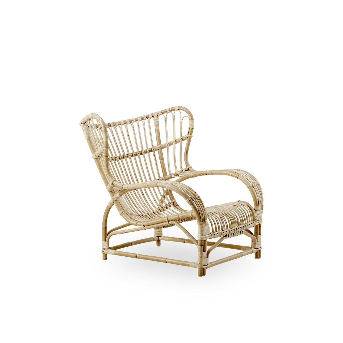 Sika Design Sessel Teddy Natur