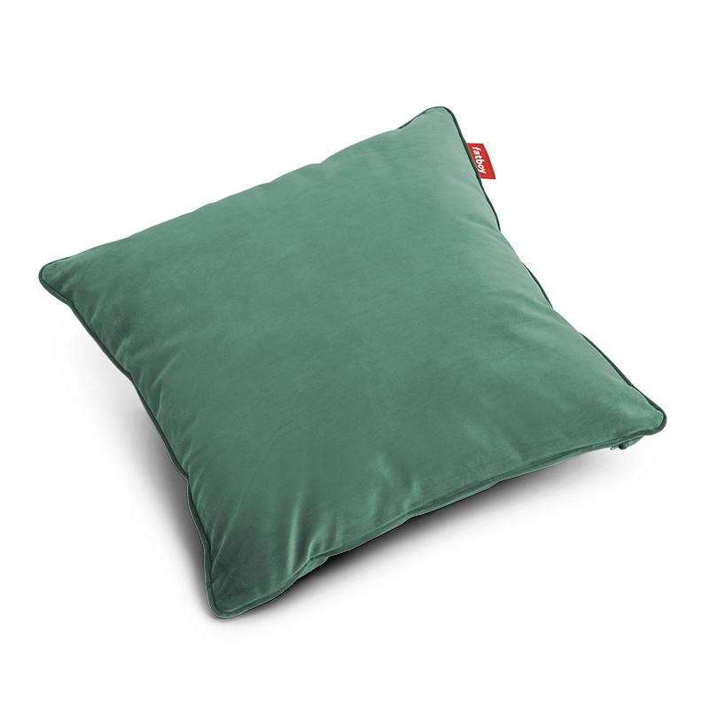 fatboy Kissen Square Pillow Velvet (recycled) Sage