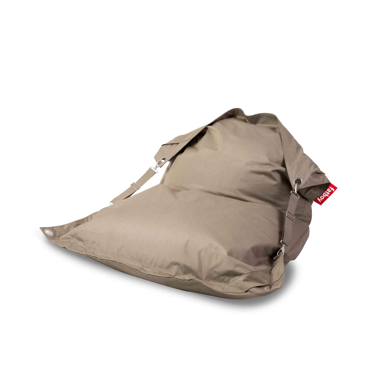 fatboy Outdoor-Sitzsack Buggle-Up Outdoor Sandy Taupe