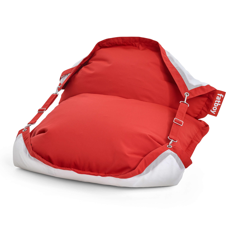 fatboy Schwimmender Sitzsack Original Floatzac Rot