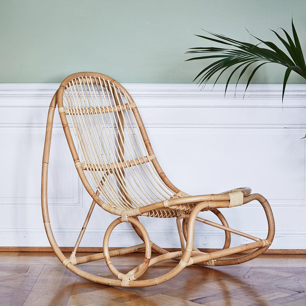Sika Design Sessel Nanny Natur