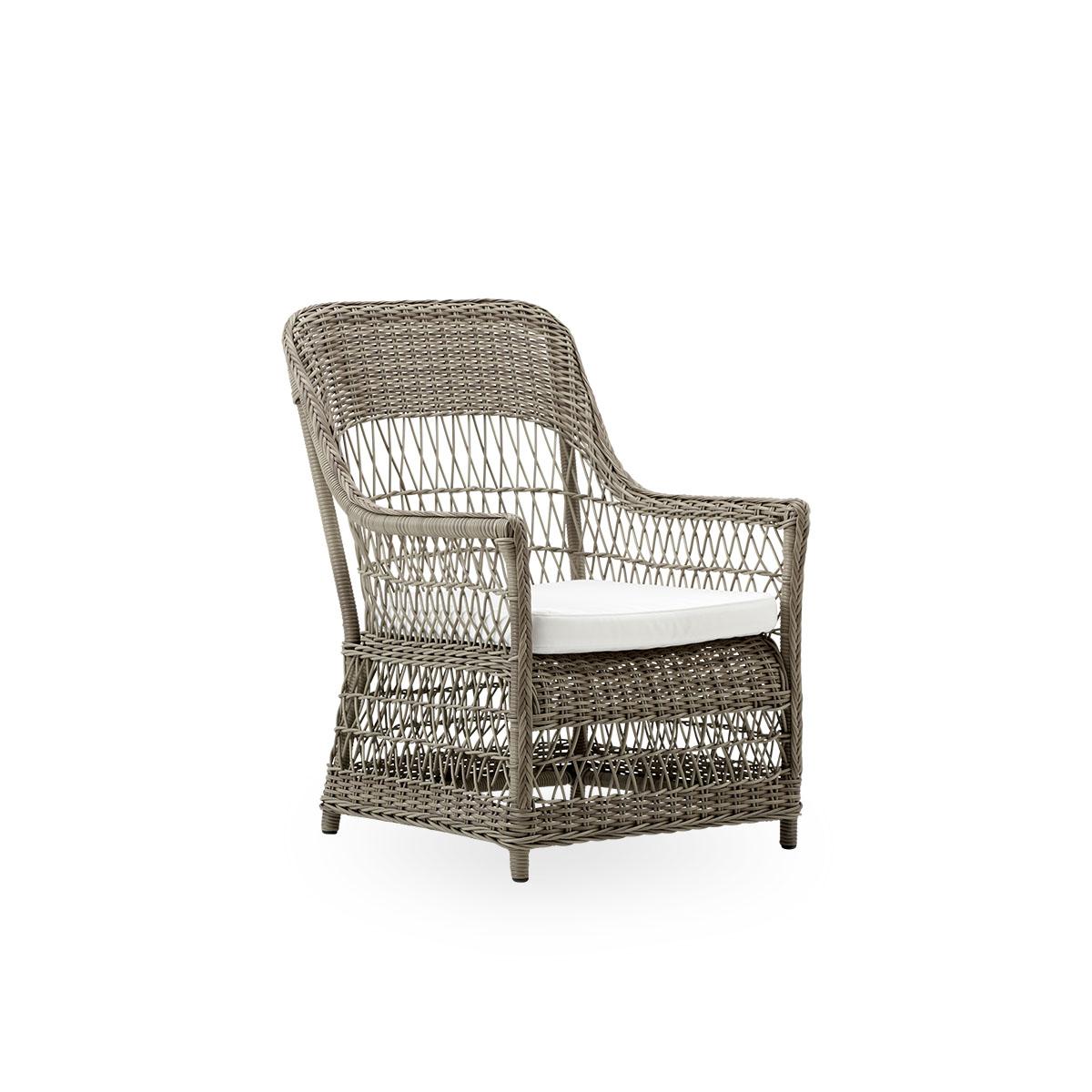 Sika Design Lounge-Sessel Dawn Antik Grau
