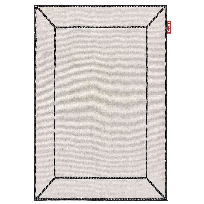 fatboy Webteppich Carpretty Grand 200x290 cm Frame Off White