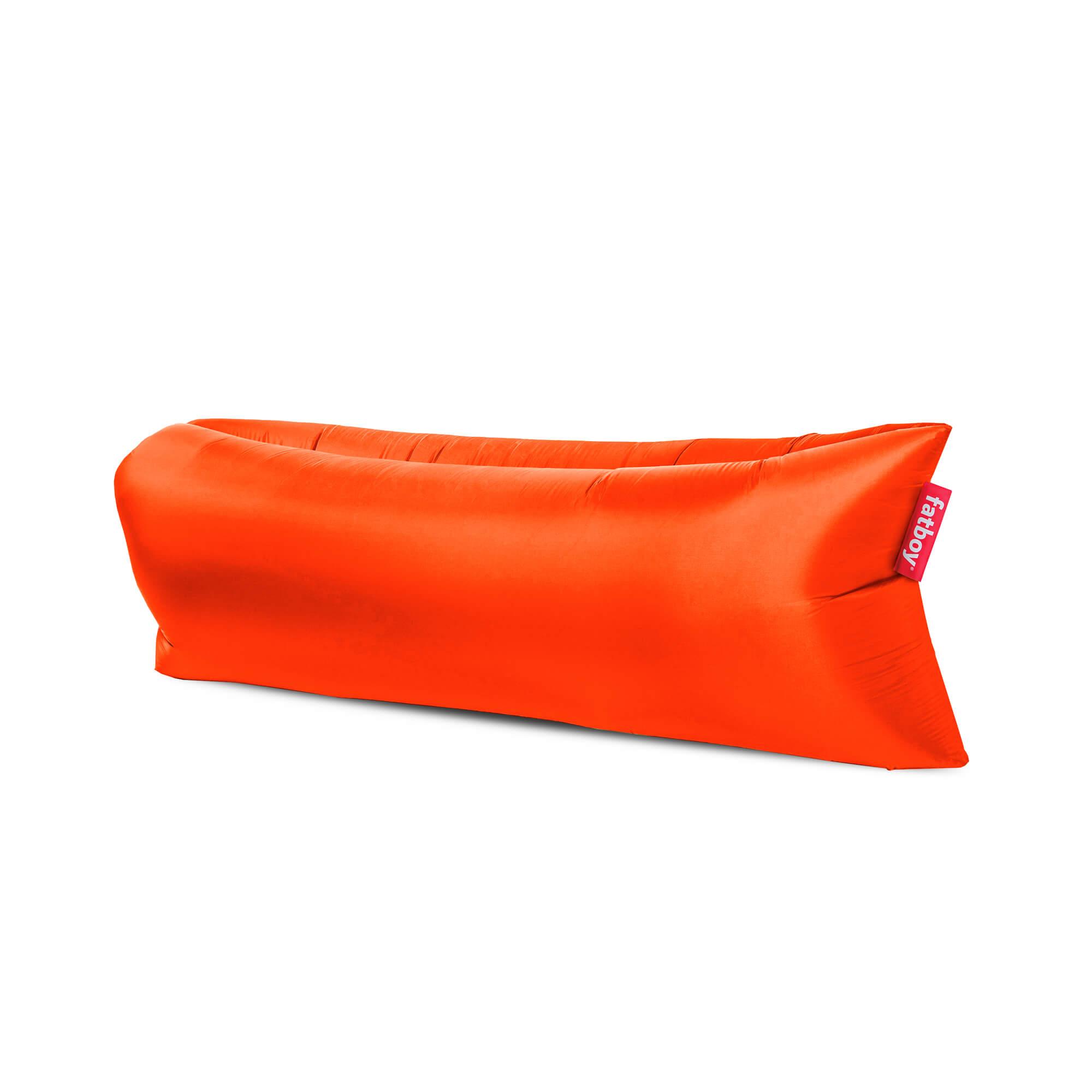 fatboy Aufblasbares Luftsofa Lamzac 3 Tulip Orange