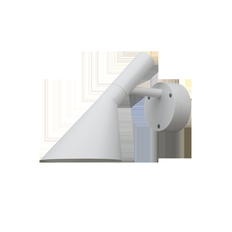 Louis Poulsen AJ 50 Wandleuchte Weiß Struktur