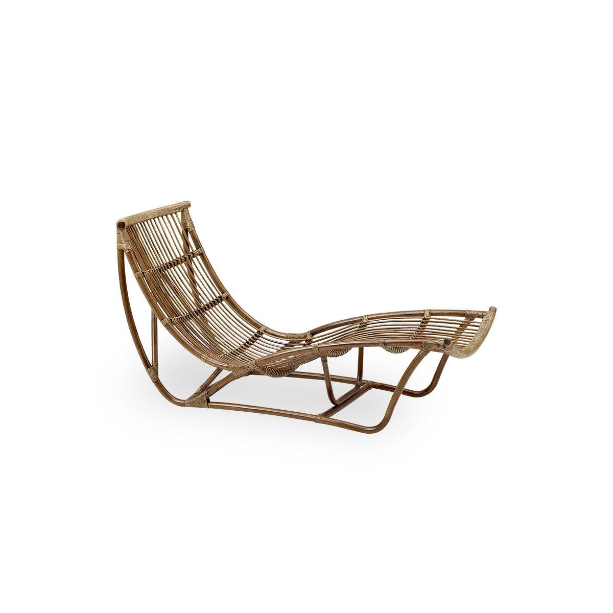 Sika Design Sessel Michelangelo Daybed Antik Braun