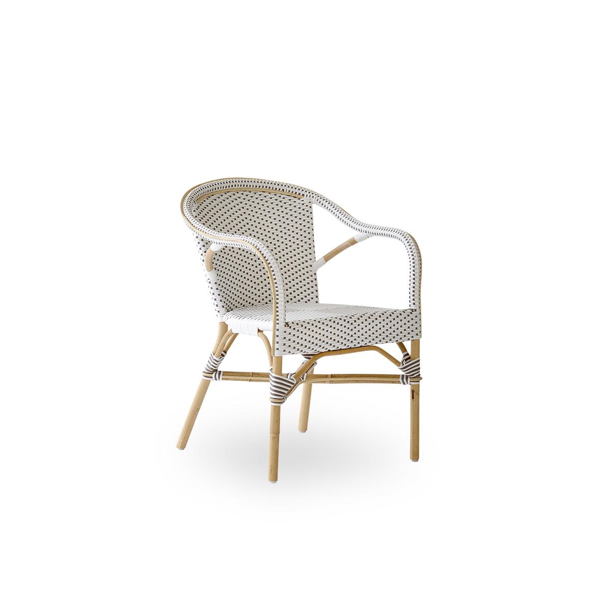 Sika Design Gartenstuhl Madeleine Weiß