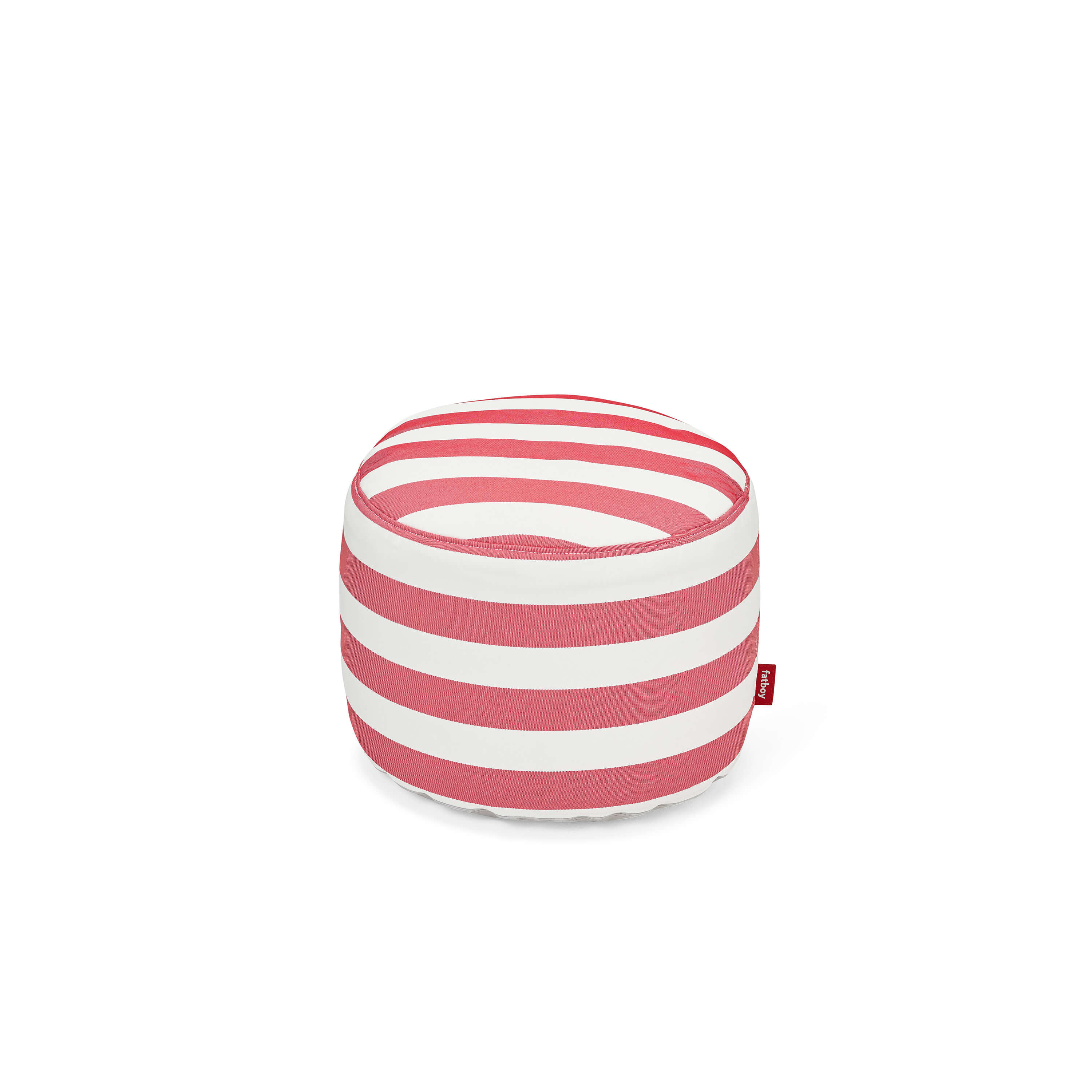fatboy Pouf Point Outdoor Stripe Red