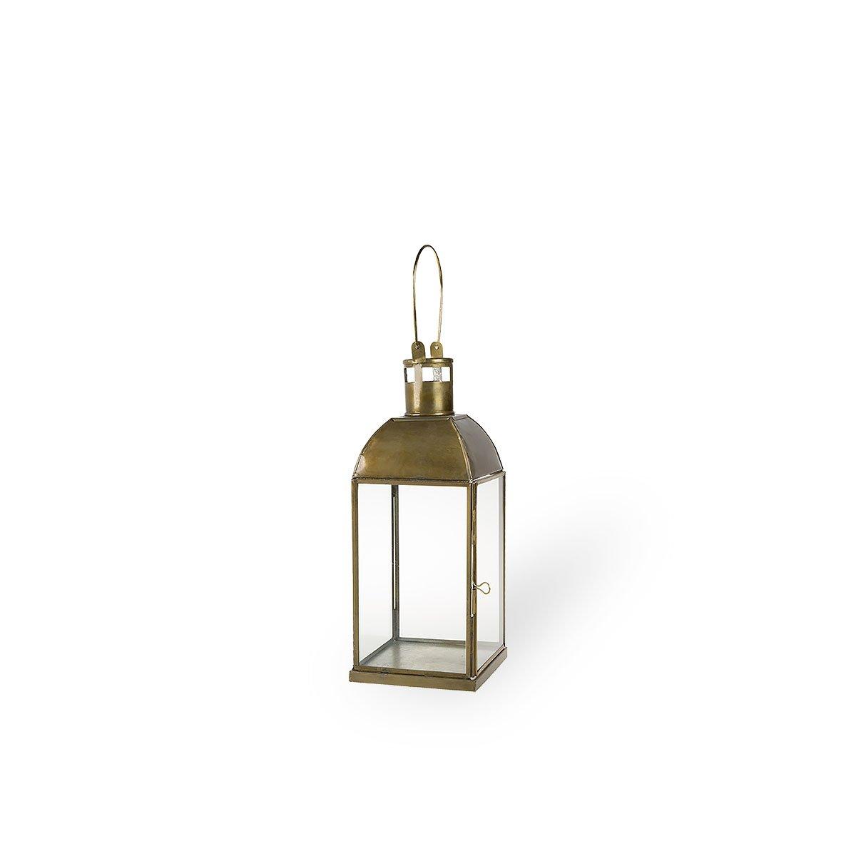 Sika Design Laterne Brass Klein Messing