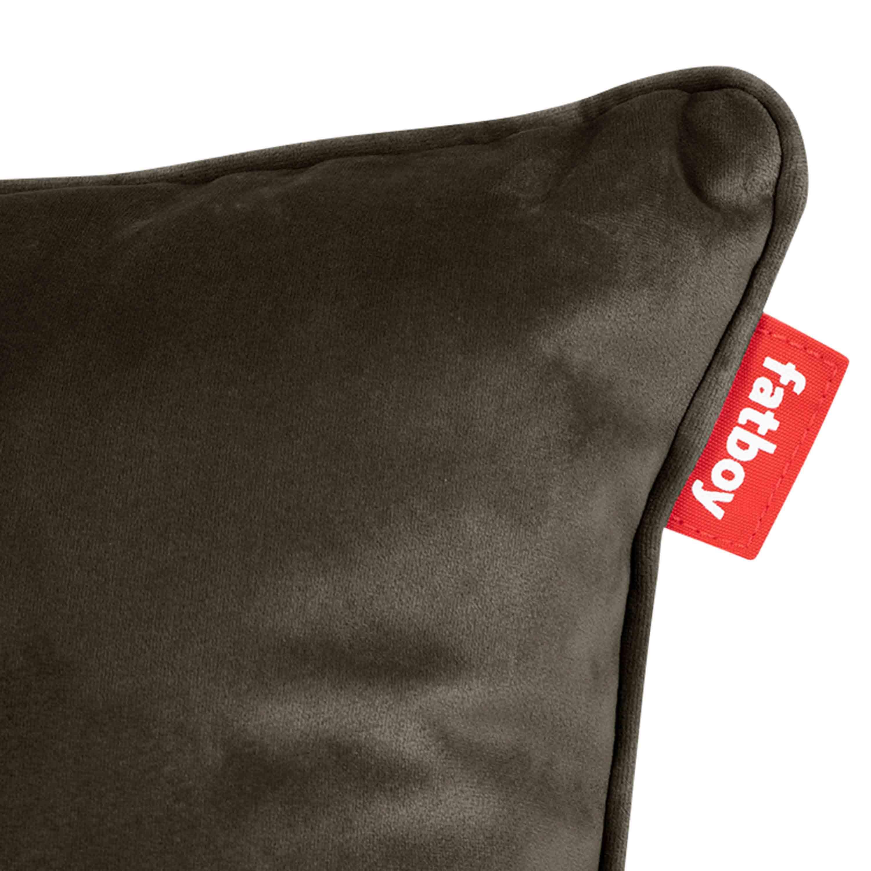 fatboy Kissen King Pillow Velvet Taupe